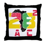 28 Squared AC Throw Pillow