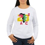 28 Squared AC Women's Long Sleeve T-Shirt