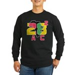 28 Squared AC Long Sleeve Dark T-Shirt