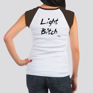 Light Bitch Women's Cap Sleeve T-Shirt