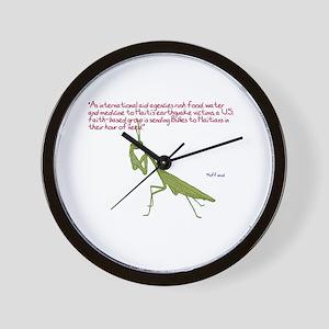 Bibles to Haiti? Wall Clock