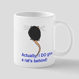 Rat's Behind Mug