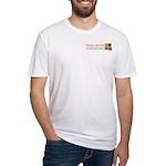 Amberfest Volunteer White Men's T-Shirt