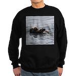 Mother and Baby Otter Sweatshirt