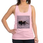 Mother and Baby Otter Tank Top