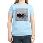 Mother and Baby Otter T-Shirt