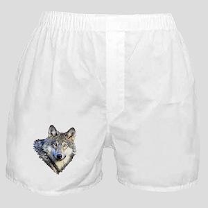 GRAY WOLF Boxer Shorts