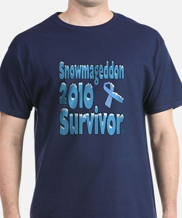 Snowmageddon Survivor T-Shirt