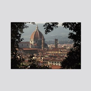 Duomo, Florence Rectangle Magnet