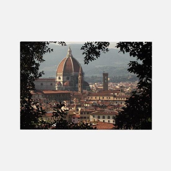 Duomo, Florence Rectangle Magnet