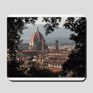Duomo, Florence Mousepad
