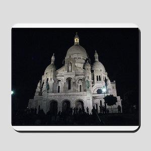 Sacre Coeur, Paris Mousepad