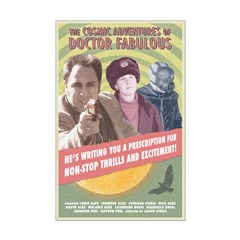 Doctor Fabulous Posters
