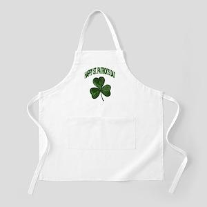 Happy St. Patrick's Day Apron
