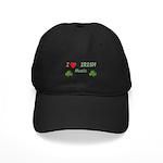 Love Irish Music Black Cap