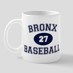 Bronx Baseball Mug