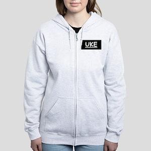 Uke Women's Zip Hoodie