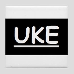 Uke Tile Coaster