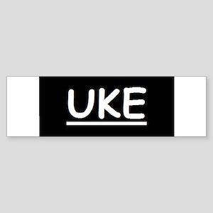 Uke Sticker (Bumper)