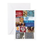 Only In Israel Greeting Cards (Pk of 10)