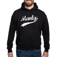 Manly Hoodie (dark)