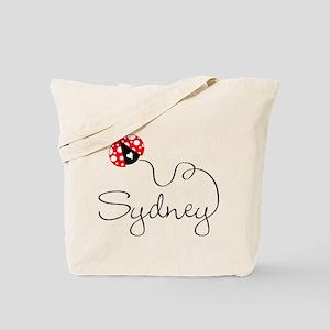 Ladybug Sydney Tote Bag