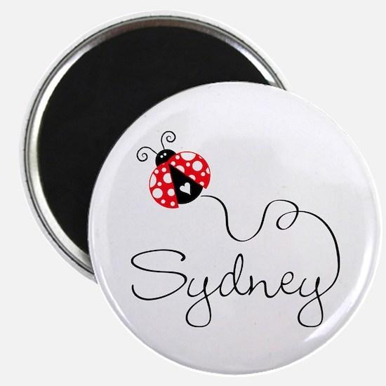 Ladybug Sydney Magnet