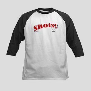 Shots! Kids Baseball Jersey