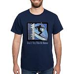 Skier Challenge Dark T-Shirt
