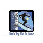 Skier Challenge Postcards (Package of 8)