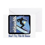 Skier Challenge Greeting Cards (Pk of 20)