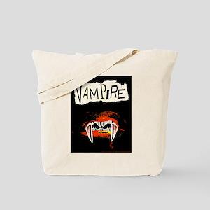 Vampire Punk Tote Bag