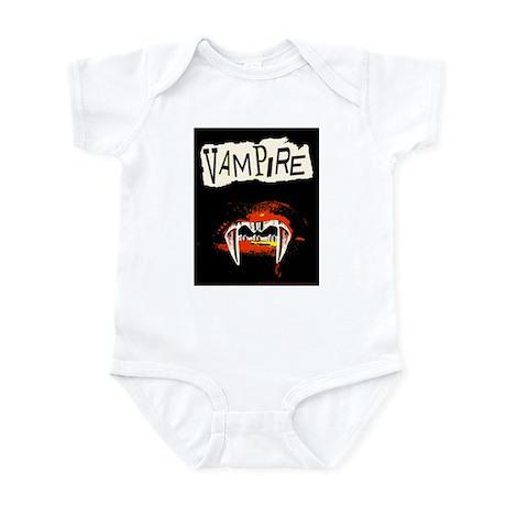 Vampire Punk Infant Bodysuit