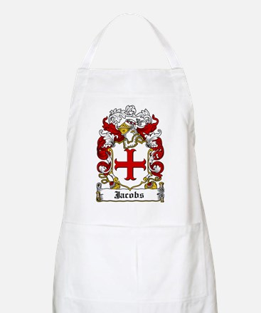 Jacobs Coat of Arms BBQ Apron