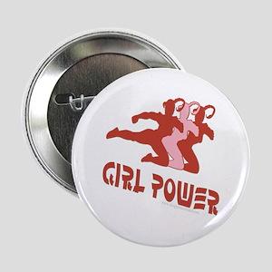 """Girl Power 2.25"""" Button"""