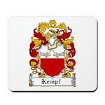 Kempf Coat of Arms Mousepad