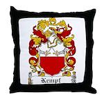 Kempf Coat of Arms Throw Pillow