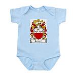 Kempf Coat of Arms Infant Creeper
