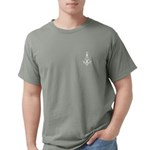 Godfather Mens Comfort Colors Shirt T-Shirt