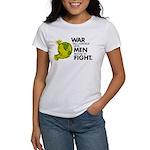 """""""War will continue ..."""" Womens' T-Shirt"""