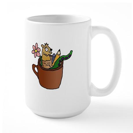 Mug: Cream and Sugar are Boring (Large)