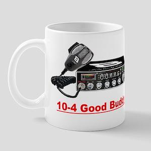 10-4 Good buddy Mugs