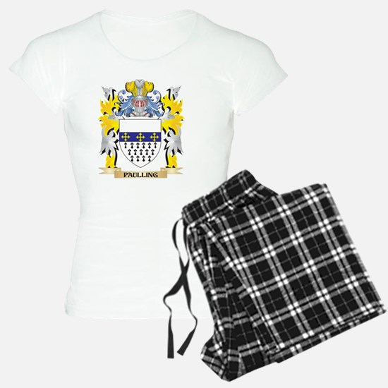 Paulling Family Crest - Coat of Arms Pajamas