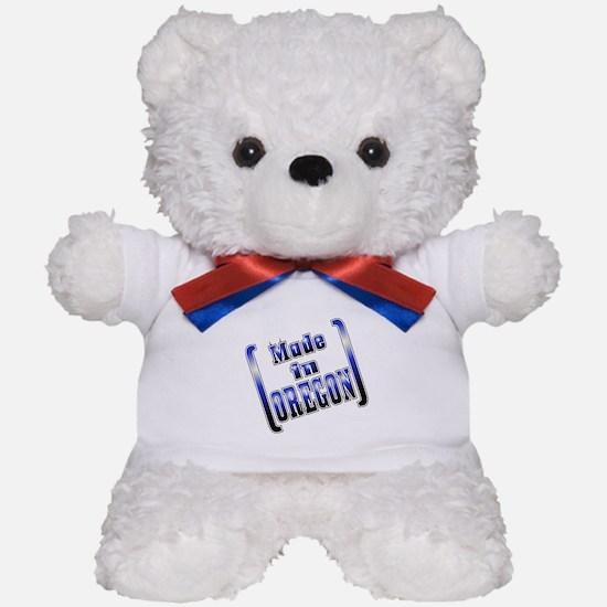 Made in Oregon Teddy Bear
