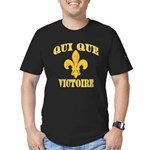 New Orleans Men's Fitted T-Shirt (dark)
