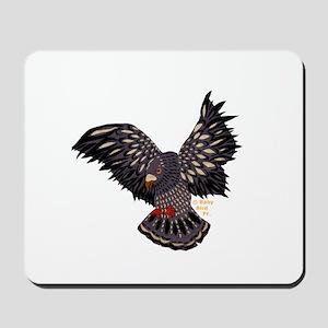 Racing Pigeon Mousepad
