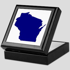Wisconsin Keepsake Box