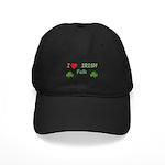 Love Irish Folk Black Cap