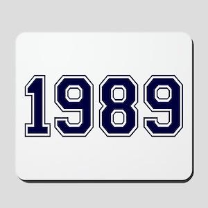 1989 Mousepad