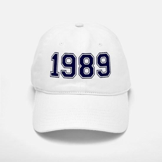 1989 Baseball Baseball Cap